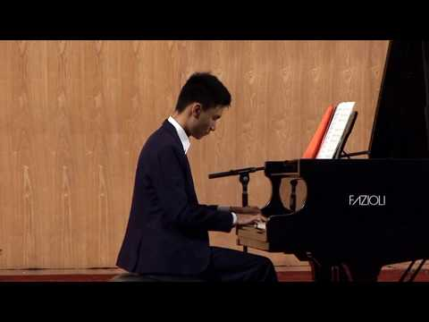 F Chopin - Valse B minor,op 69, No 2