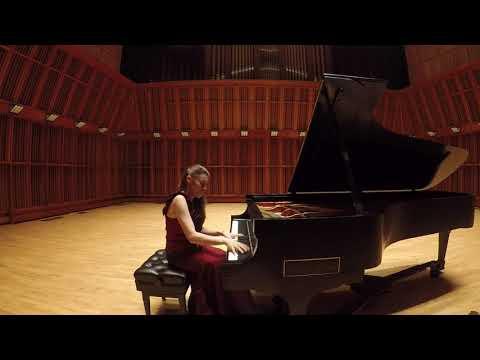 Barber Piano Sonata 4th movement
