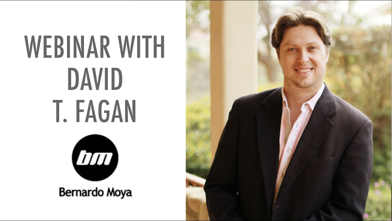 Webinar with David Fagan and Bernado Moya