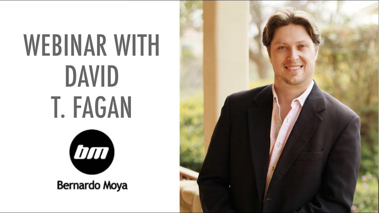 Seminario web con David Fagan y Bernado Moya