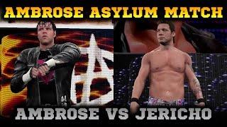 WWE 2K16 PC Mod: Ambrose Asylum Match Playable!