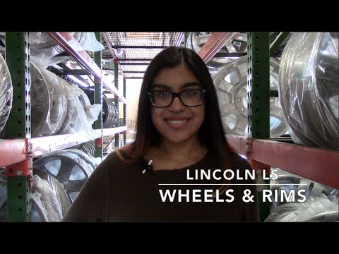Factory Original Lincoln LS Wheels & Lincoln LS Rims – OriginalWheels.com
