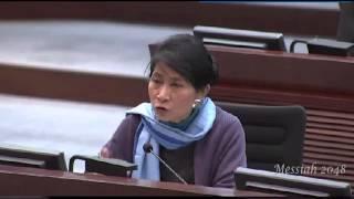 黃毓民:處理毛孟靜動議