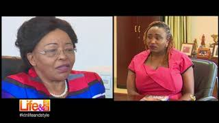 Life and Style with  Dr Betty Muthoni Gikonyo Founder of Karen Hospital