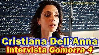 Gomorra 4, Cristiana Dell'Anna: Vedere Patrizia Al Potere Mi Ha Fatto Effetto