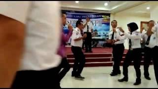 Inagurasi Pasis ANT II Angkatan 33 STIP JAKARTA
