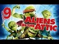 Aliens In The Attic Walkthrough Part 9 ps2 Wii Pc Movie