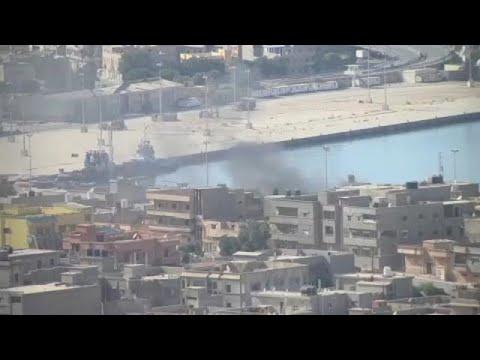 Λιβύη: Θέμα χρόνου η ανακατάληψη της Ντέρνα