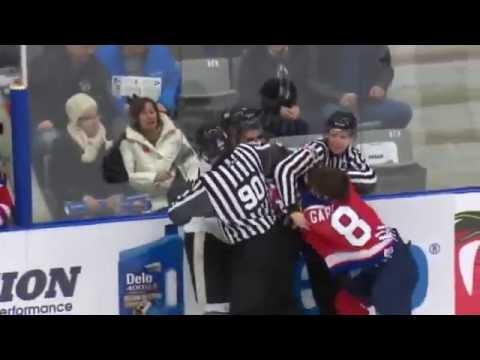 Danick Martel vs. Conor Garland