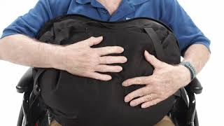 Wheelchair Positioning Tray Youtube Video Link