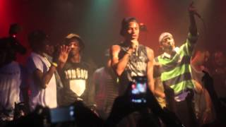 """The Underachievers Perform """"Herb Shuttles"""" Live at Santos Party House"""