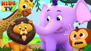 ABC Song | Baby Nursery Rhymes & Kids Songs | Kindergarten Songs