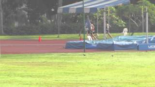 3000m steeplechase A Boys Final -  2014 National Schools T&F C