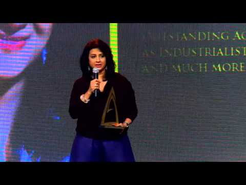 Rajshree Pathy - Jaguar & RITZ Excellence Awards
