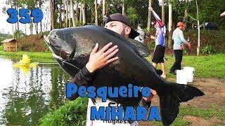 programa Fishingtur na TV 359 - Pesqueiro Mihara