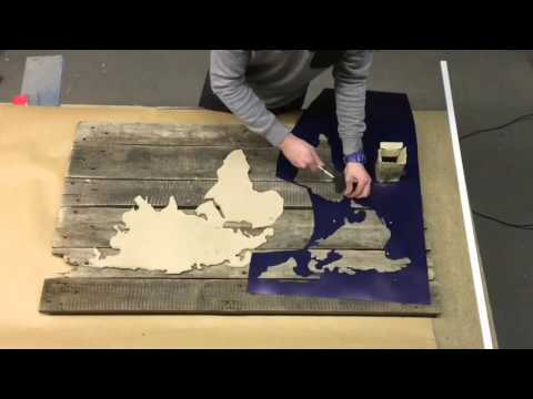 How To Build: Pallet Picture