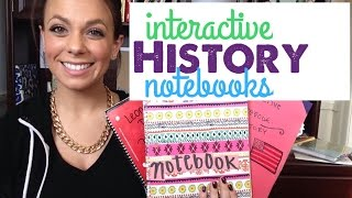 Interactive History Notebooks