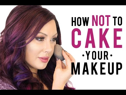 How NOT to Cake Your Makeup | Pretty Smart