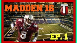 MADDEN 16 (PS4) - Ultimate Team [The Start of Something Special]
