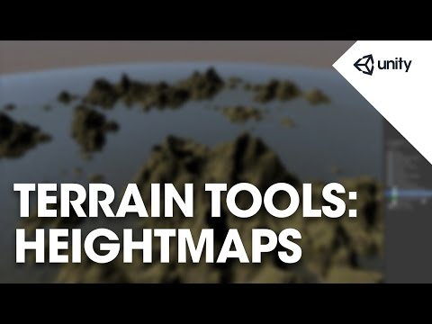 Terrain: Introduction to Heightmaps - Unity