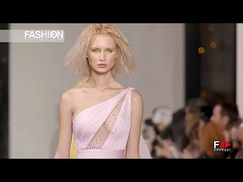 GEORGES CHAKRA Haute Couture Spring 2019 Paris - Fashion Channel