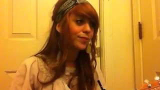 Cold bread by Johnny Flynn cover - Angeline Moore