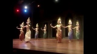 របាំអប្សារា Apsara Dance - Cambodian Classical Dance