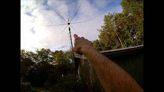 Fred's Hex Antenna