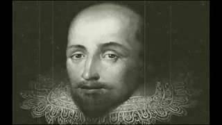 William Shakespeare Recites Henry V: Battle Speech at Harfleur -Literary animation