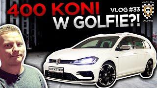 400 KONI W GOLFIE?! - vlog #33
