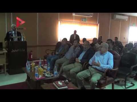 وزير البترول يتفقد كوم أمبو ومحطة غاز أسوان