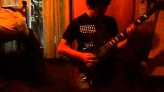Night on Bröcken - Fates Warning (Guitar cover)