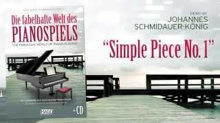 Die fabelhafte Welt des Pianospiels Vol. 1 1
