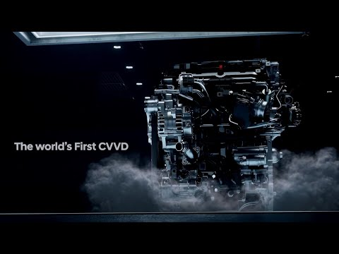 World's 1st CVVD Engine Technology: Improving Fuel efficiency, Performance while Reducing Emissions