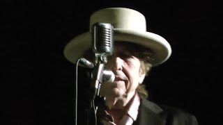 Bob Dylan, Autumn leaves, Manchester 27.10.2015