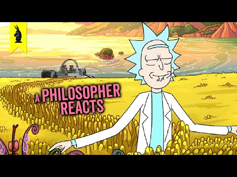 Death in Rick and Morty | A Philosopher Reacts
