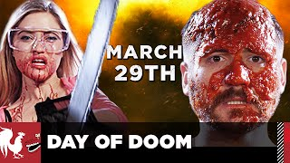 Day of Doom – March 29th (Trailer)