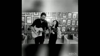 TERA BAN JAUNGA LIVE SINGING BY AKHIL SACHDEVA AND TULSI KUMAR | KABIR SINGH | ACOUSTIC VERSION