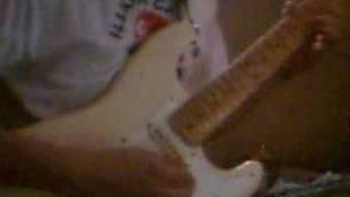 Lady Nina - Marillion (Guitar Solo Cover)