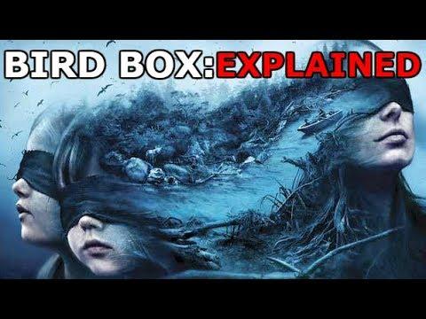 BIRD BOX EXPLAINED (How to Beat the Bird Box Creatures)