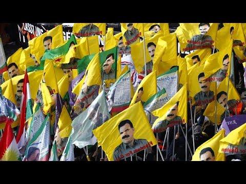 Γερμανία: Μεγάλη διαδήλωση Κούρδων κατά της Τουρκίας