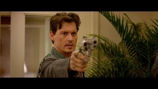 21 Jump Street - Hotel Room Shootout Scene *Johnny Depp Returns* (1080p)