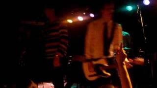 Art Brut- Bang Bang Rock n' Roll: 6-3-09 @ Mercury Lounge NYC  Night 3