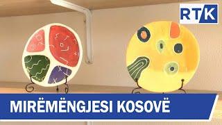 Mirëmëngjesi Kosovë - Kronikë - Vuajtjet e grave të dhunuara prezantohen në vepra arti 25.02.2020