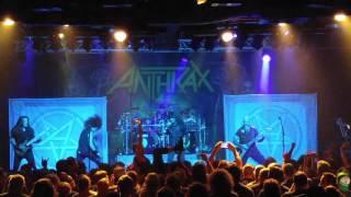 Anthrax- Aftershock