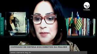 Mulher - Detecção Precoce e Controle do Câncer de Mama e Colo do Útero no SUS - 07/05/2021 15:00