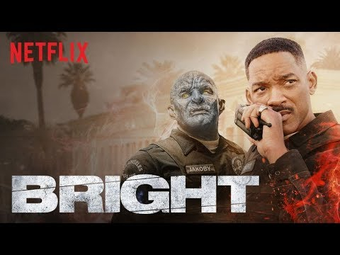 Netflix Movie Review – Bright