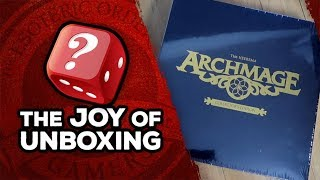 The Joy Of Unboxing: Archmage