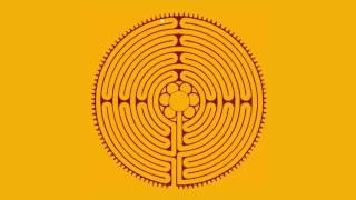 Der Goldene Lichtpfad In Das Herz-Zentrum Des Labyrinths Von Chartres