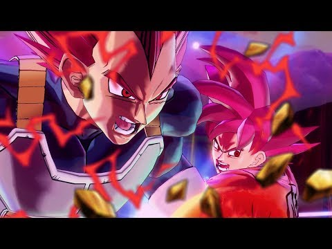 The Perfect Super Saiyan God Duo...
